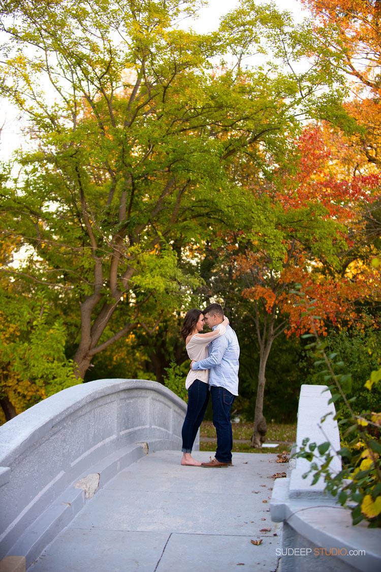 Ann Arbor Fall Engagement Session - SudeepStudio.com Ann Arbor Wedding Photographer