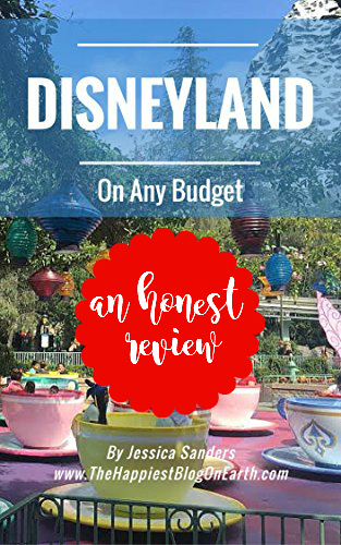 Disneyland On Any Budget is a must have for the latest and most up-to-date information on Disneyland!  It is packed with information!
