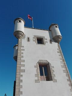 Torre del fuerte
