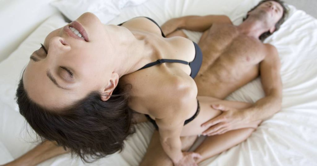 Sex positions to make him fall in love