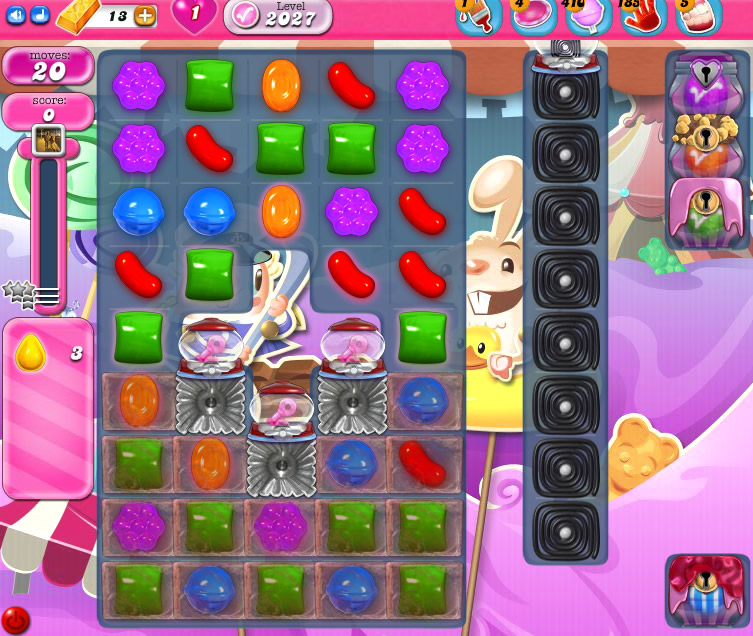 Candy Crush Saga 2027