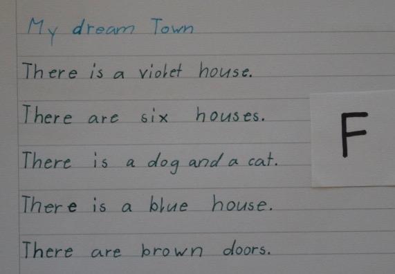 Regio Märwil Primary School in Switzerland: Quiz: My dream