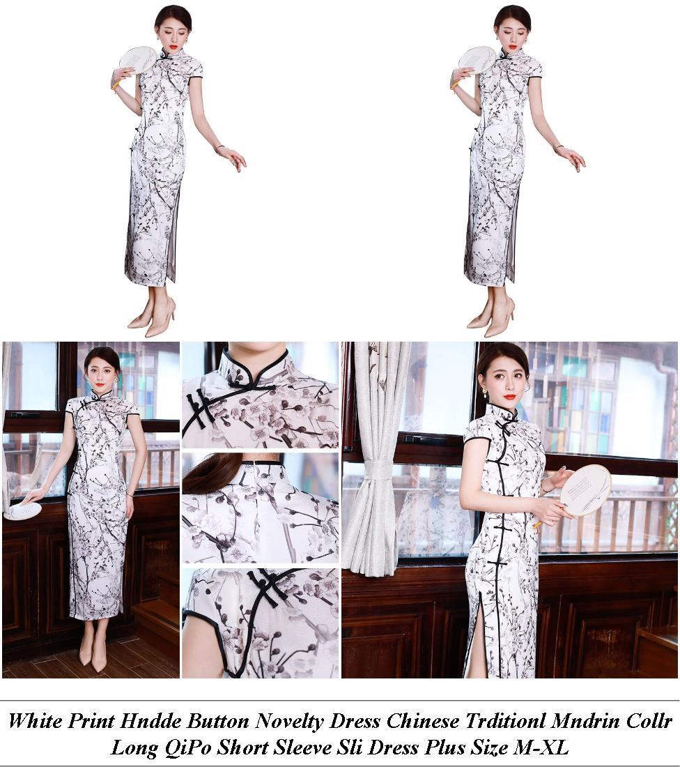 Junior Dresses - End Of Summer Sale - Long Sleeve Dress - Cheap Ladies Clothes