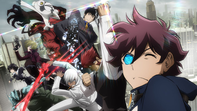 Download OST Opening Ending Anime Kekkai Sensen & Beyond Full Version