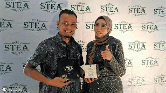 Mastura Shah, STEA Teh Hijau, STEA Beauty, STEA Malaysia HQ, Khir Khalid,