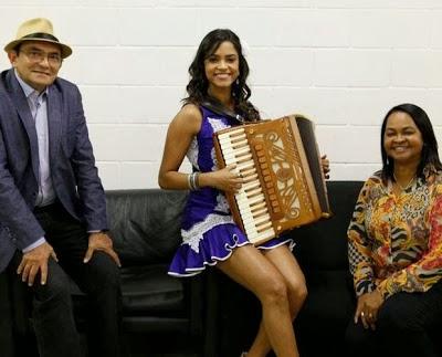 Pai de Lucy Alves revela com exclusividade que filha conquistou o 2º lugar do The Voice Brasil