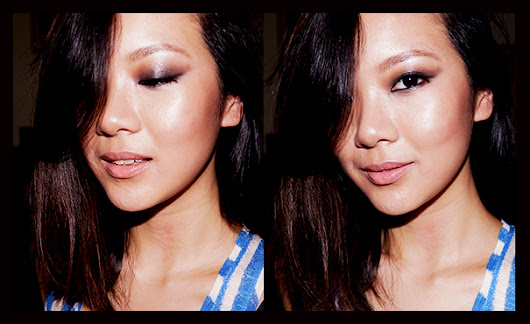 Emily's Anthology - a Malaysian beauty blogger living life between KL and Melbourne: Makeup Tutorial: An Easy Dark Smoky Eye with Laura Mercier 'Dark Spell' Fall 2013