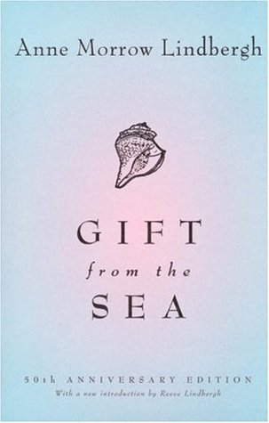 Gift From the Sea by Anne Morrow Lindbergh (Charles Lindbergh's wife) wrote this book in the 1950s, but it's timeless and has some potent advice for women no matter what day and time or situation you are in.  Alohamora Open a Book http://alohamoraopenabook.blogspot.com/