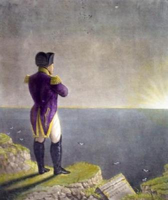 Napoleon at St Helena