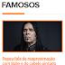 """""""Faço a sobrancelha e pinto o cabelo""""...Pepeu Gomes, aos 64 anos..."""