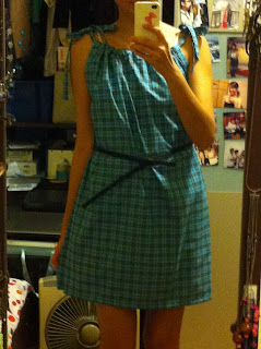 And So I Sew Adult Pillow Case Dress Aka The Gingy Dress