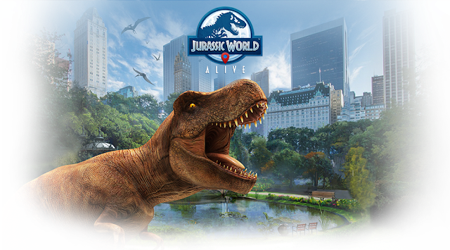 Jurassic World - Alive