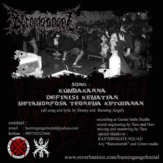 Burning Angel | Karanganyar Cultural Death Grind