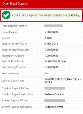 how to open a fixed deposit account in kotak online