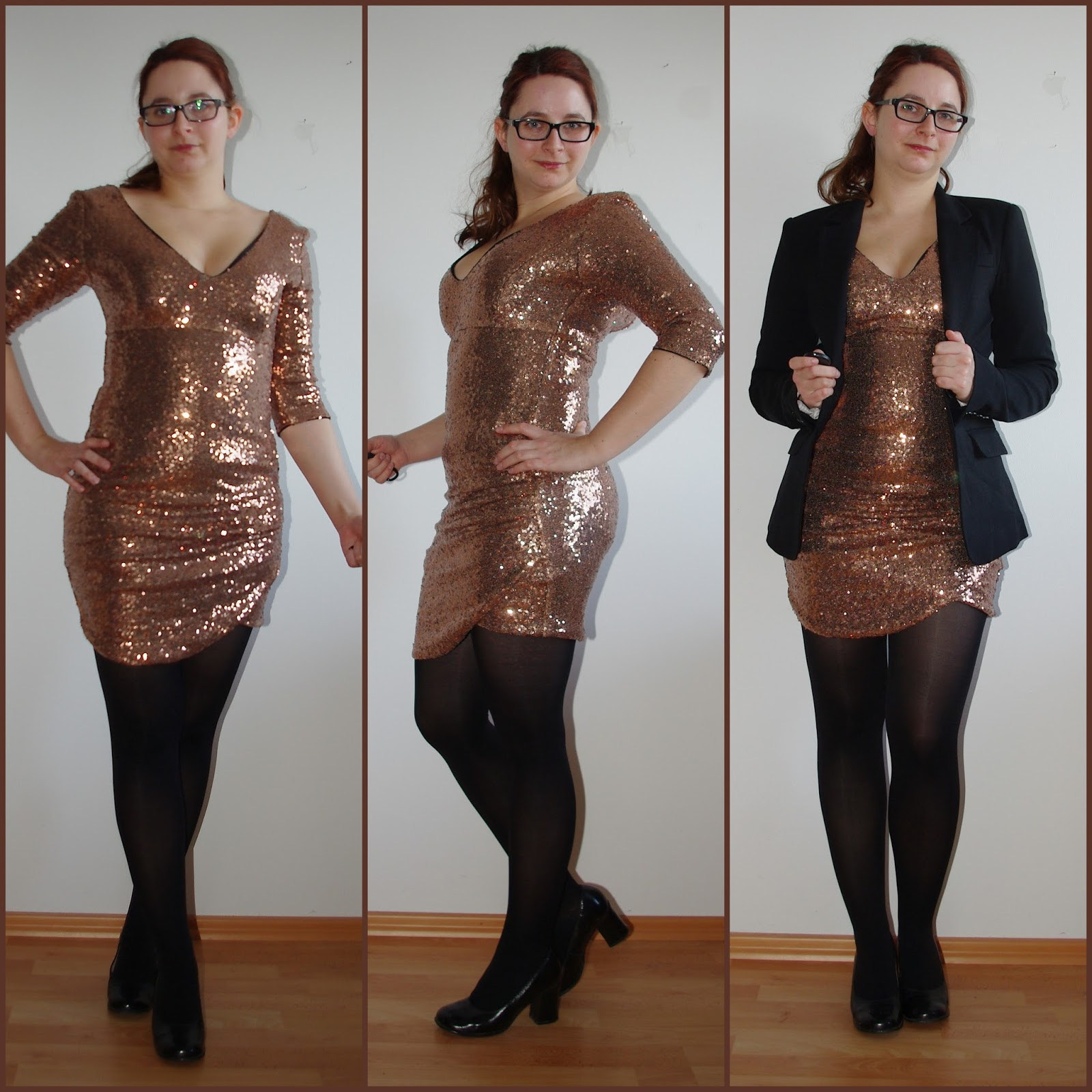 Silvester Outfit Frauen Lucciola