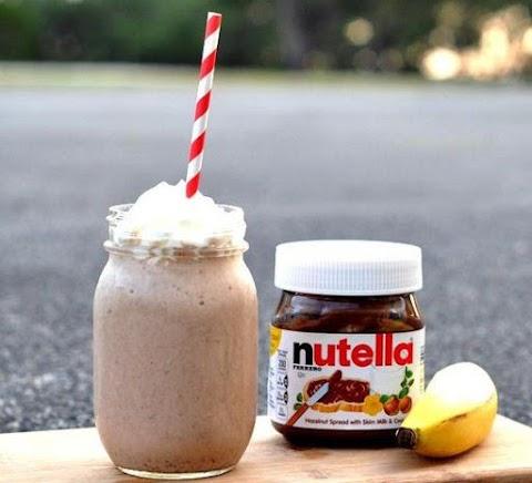 Milk Shake de Nutella
