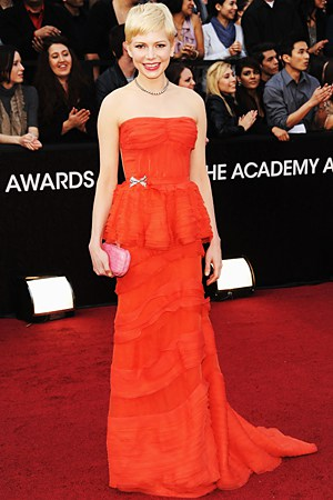 Michelle Williams - Oscars 2012