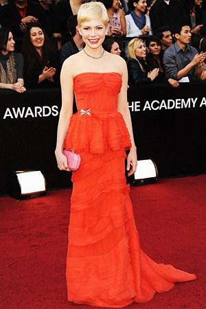 Michelle Williams - Oscars 2012