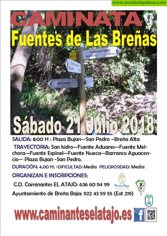 """EL ATAJO: """"Ruta de Las Fuentes de Las Breñas"""""""