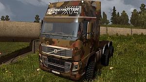 Army Volvo 2009