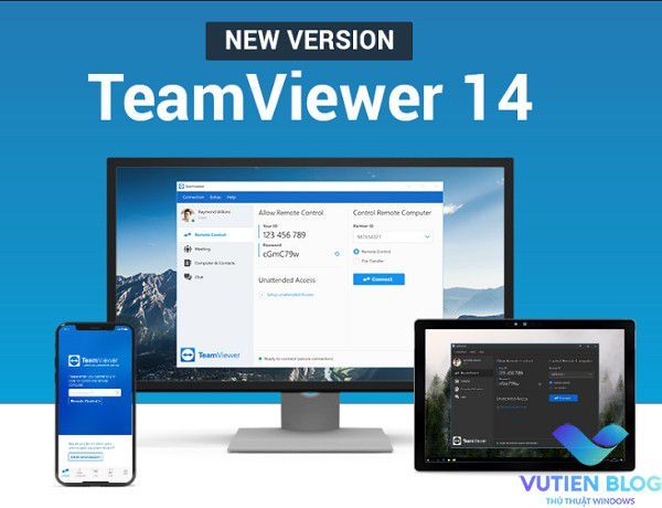 TeamViewer 14 Full with TVTools tool AlterID v2 - Insurance Finances