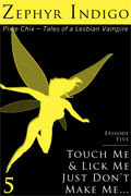 Pixie Chix #5: Touch Me and Lick Me Just Don't Make Me …