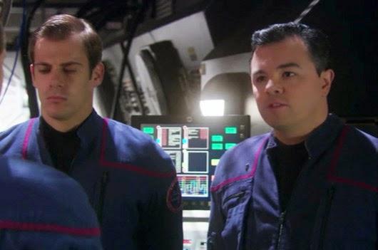 Seth Macfarlane Star Trek