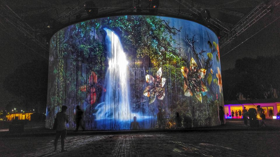 also making a debut this year is the immersive multimedia installation ron arads 720 brought in by the singapore international festival of arts - Garden By The Bay Mid Autumn Festival 2016