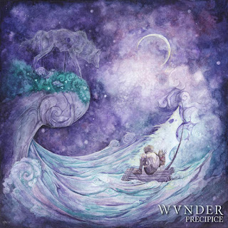 Wander - Precipice (2016) - Album Download, Itunes Cover, Official Cover, Album CD Cover Art, Tracklist