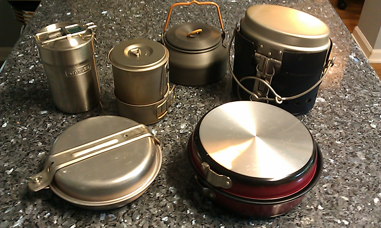 Mess Kit Primitive Camping