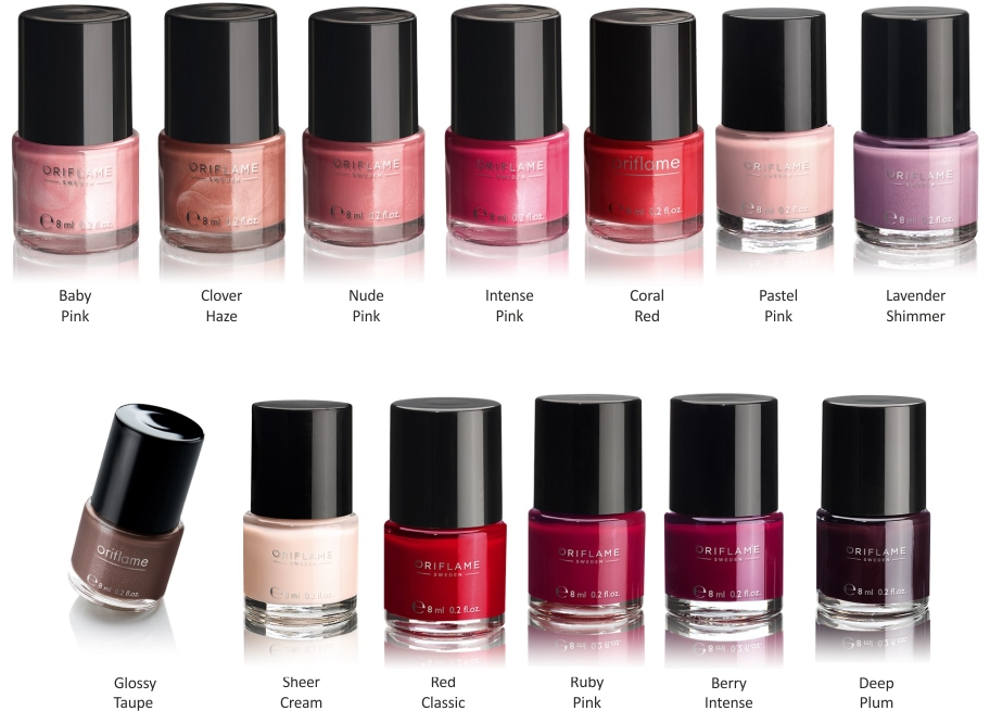 Pure Colour Nail Polish