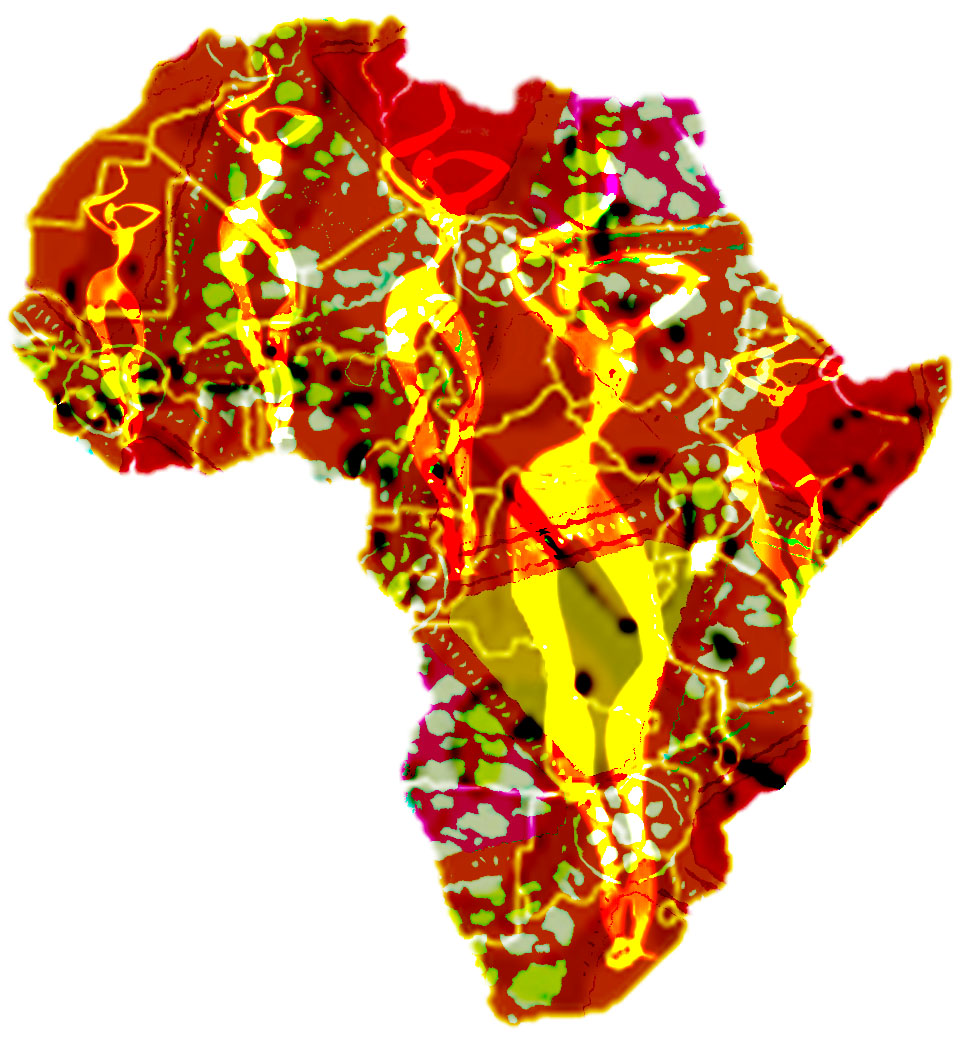 Top Largest Countries In Africa Chic African Culture - Largest country in africa