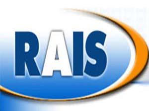 RAIS Ano base 2016