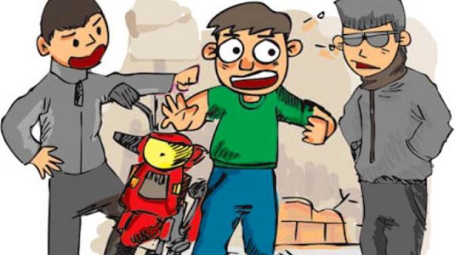Sering Meresahkan Warga, Debt Colector di Pati Jadi Sasaran Operasi