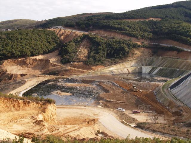 Ανάδοχος για την επέκταση και την μελέτη μετατροπής του ΧΥΤΑ Καρβουναρίου σε ΧΥΤΥ
