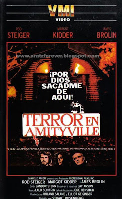 Terror en Amityville, Rod Steiger, Margot Kidder, James Brolin