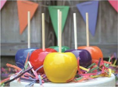 10 ideias receita maca maça do amor doce guloseima comida tipica tradicional festa junina candy apple especial junino cor colorida colorido coloridas lindas alegre