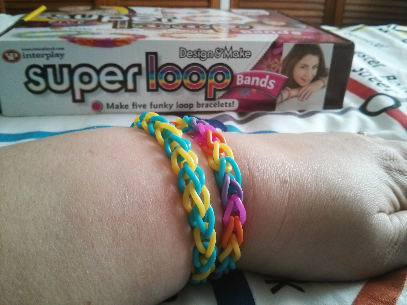 Interplay Super Loop Bands Review Bracelet Two