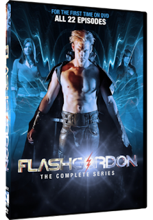 DVD Review - Flash Gordon: The Complete Series