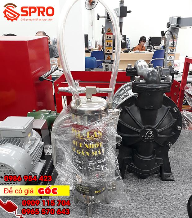 Máy hút nhớt xe máy pallsa 3 lít chuyên dùng cho tiệm rửa - sửa xe Honda