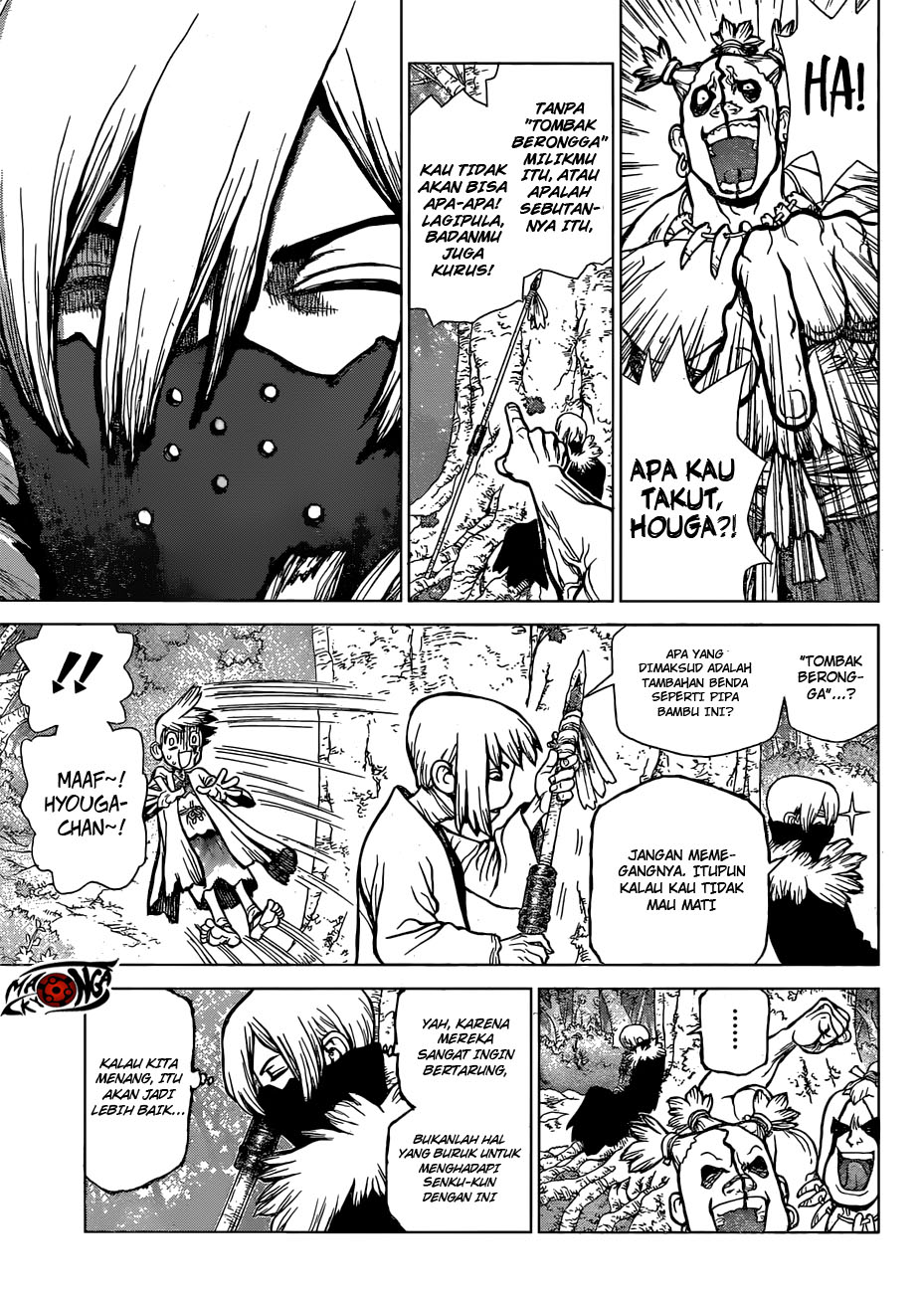 Dr Stone Chapter 47-8