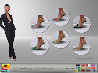 Madlen Bisido Shoes Recolor