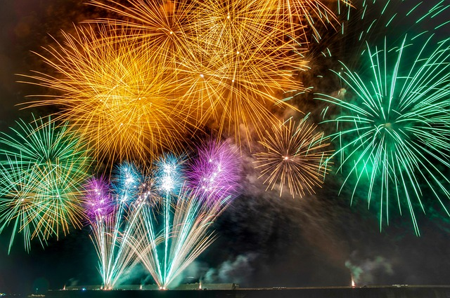 The summer season is indeed a good time to take a vacation in Japan from June to July 5 famous fireworks festivals in Japan