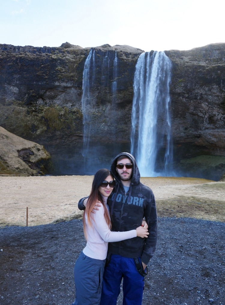 waterfall, Iceland, Euriental