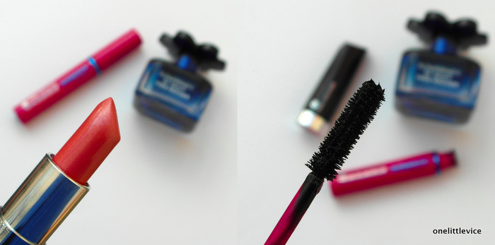 One Little Vice Beauty Blog: Yves Rocher Lipstick and Mascara