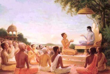 GLORIOUS KRISHNA: Making preparations for the final