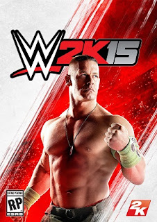 WWE 2k15 PC Game_Cover