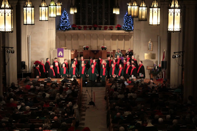 Knox Presbyterian 2016 - full house!