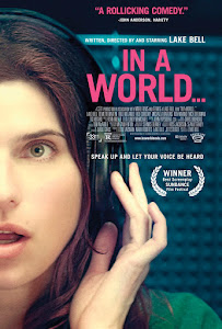 In a World... Poster