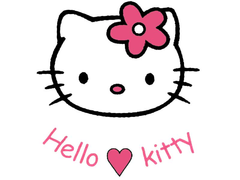 kitty stickers amor emoticones whatsapp